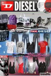 diesel wear