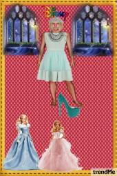 (Disney) Barbie.