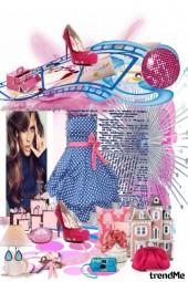 Common barbie lets go party :)