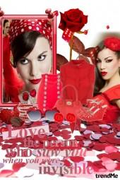 Magic of red!!!! <3 <3