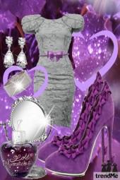 L.L purple