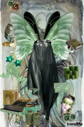 i'm your green fairy