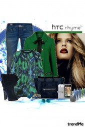 HTC rhyme world..