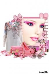 ..dio ružičastog sna...