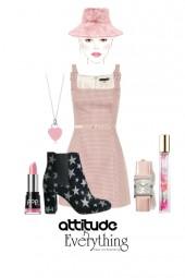 Pink Time Spring