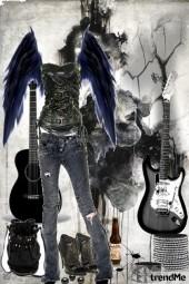 Tonight I'm a Rock 'n' Roll star...