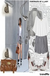 Dress like from magazine