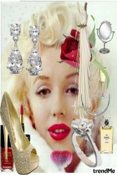 diamonds are a girls best friend..
