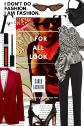 I don't do Fashion I am Fashion // by CoCo Chanel