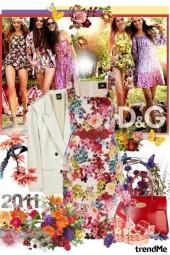 Spring 2011: D&G