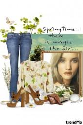 Springtime is magic