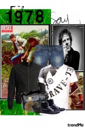 DIESEL...founded by Renzo Rosso