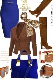 BB blue&brown