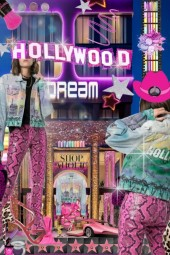 Hollywood Walk on the WILD Side