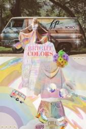 Bright Colors, Fashion Psyche