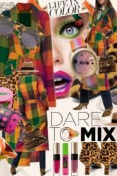 Plaid, Paisley and Leopard Autumn Mix