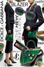 Dolce & Gabbana's Emerald Signature Sicily Bag