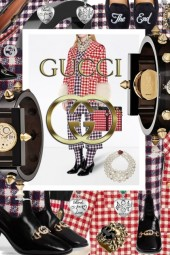 Gucci and Gingham