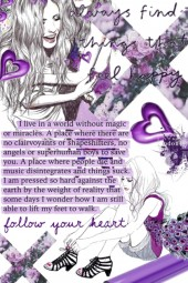 Always Find Time to Follow Your Heart