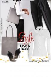 Style Like A Boss