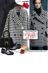 Houndstooth Style