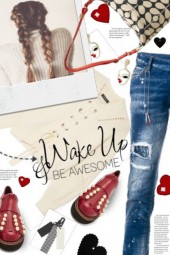 Wake Up and Be Awesome!!