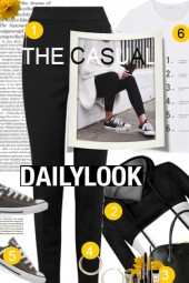 The Casual Daily Look