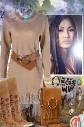 Pocahontas....