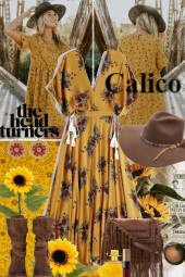 Shine in Calico