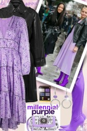 Millennial Purple * Life is Good !!