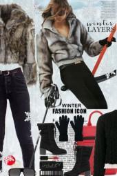 Winter Fashion Icon