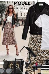 Leopard Model Style