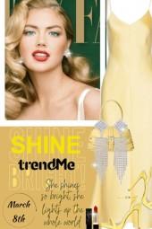 Shine trendMe ...