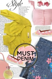 Style Must......Denim