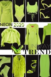 Neon Lime Green 2020