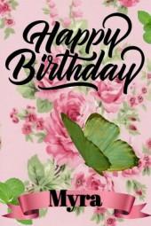 Happy Birthday Myra