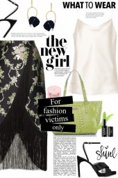 What to Wear...The Wrap