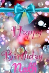Happy Birthday Nath