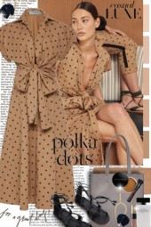 Polka Dots For A Great Day !!