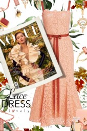 THE LOVELY LACE DRESS