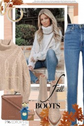 Fall for Fall Boots