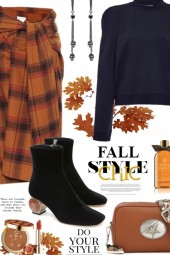 FALL STYLE CHIC