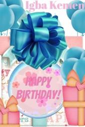 Happy Birthday Igba Kemen