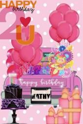 Hapy Birthday Kathy !!!