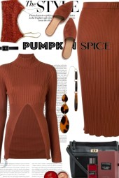 The Style of Pumpkin Spice