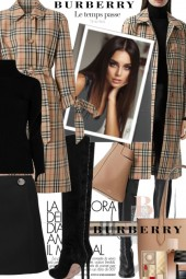 Beautiful Burberry for Fall