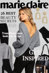 Get Inspired- Marie Claire