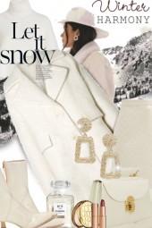 Winter White Harmony