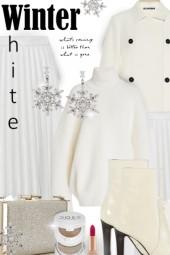 Its a Winter White Dream