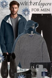 Winter Layers For Men